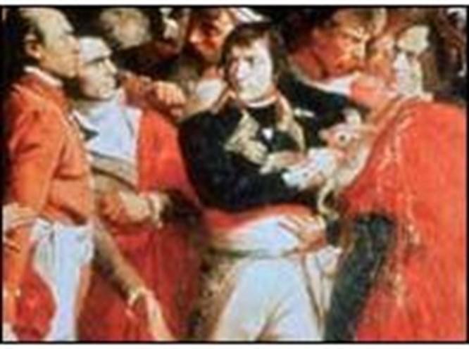 Napolyon'un anıları satıldı